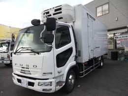 三菱ふそう ファイター 4t標準 冷蔵冷凍車(-30)低温格納パワーゲート