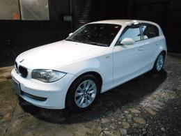 BMW 1シリーズ 116i ディーラー整備車両ETC地デジ社外HDDナビ