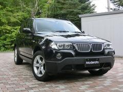 BMW X3 の中古車 2.5si 4WD 長野県北佐久郡軽井沢町 58.0万円