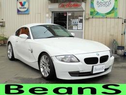 BMW Z4クーペ 3.0si パドルシフトレザーシートキセノンライト