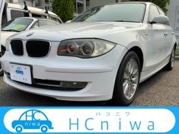 BMW 1シリーズ 116i 純正アルミ HIDライト ETC スマートキー