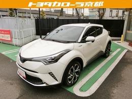 トヨタ C-HR ハイブリッド 1.8 G ナビ Bモニタ- ETC ワンオ-ナ-