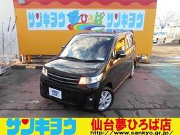 マツダ AZ-ワゴン 660 カスタムスタイル XT SDナビ 4WD シートヒーター ターボ ETC