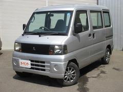 三菱 ミニキャブバン の中古車 660 CD ハイルーフ 4WD 北海道帯広市 26.0万円
