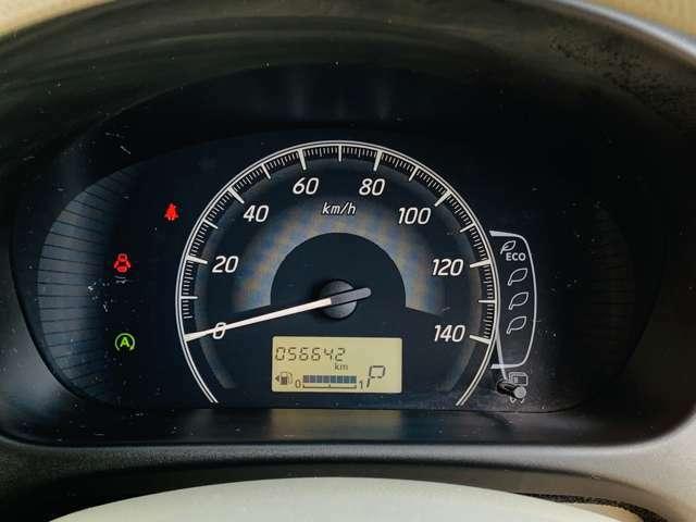 走行56642km