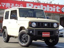 スズキ ジムニー 660 XL スズキ セーフティ サポート 装着車 4WD ヒルディセントコントロール 背面タイヤ