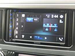 carrozzeria6.8V型ワイドVGAモニターです。