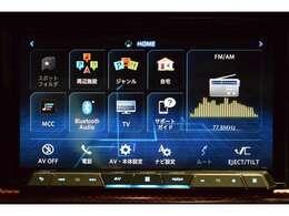 社外メモリーナビ装備♪フルセグTV・Bluetooth・CD/DVDなどなど機能満載です☆
