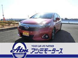 トヨタ SAI 2.4 S 走行2.7万km・LED・ナビ