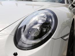 LEDヘッドライト装備(ブラック)