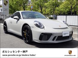 ポルシェ 911 GT3 新車保証 ワンオーナー 6速MT車 左H