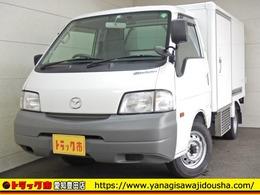 マツダ ボンゴトラック 低温冷凍車 -22℃ ドラレコ ETC Wエアバック ガソリン 850kg 5MT