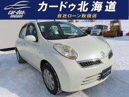 日産 マーチ 1.4 14s-four 25th ハピネス 4WD 光触媒抗菌・ドラレコ
