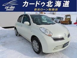 日産 マーチ 1.4 14s-four コレット エフ 4WD 光触媒抗菌・ドラレコ・夏冬タイヤ