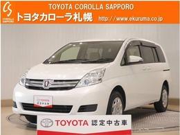 トヨタ アイシス 1.8 L 4WD メモリーナビ・バックモニター付