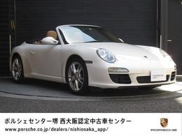 ポルシェ 911カブリオレ カレラ PDK 右ハンドル スポーツクロノパッケージ