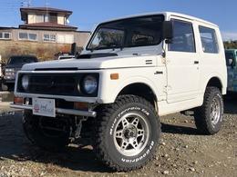 スズキ ジムニー 660 ワイルドウインド リミテッド 4WD 外アルミ 外バンパー リフトアップ