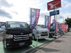 アネックス店増設オープン中!軽自動車展示中です。