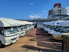 国道4号線名取バイパス沿い 大型展示場完備!名取駅から車で5分の好アクセス!