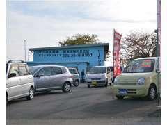 ◆厳選仕入れで品質にこだわった50万円以下の格安車勢揃い!!◆国道463号線沿いで圏央道入間ICからもアクセス便利です!