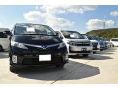 関西エリア最大級の福祉車両の品揃えでお客様のご要望にお答えいたします!