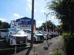ホームページでは新入庫情報も常時更新中。www.tomii-auto.co.jp