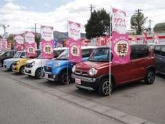 在庫に無いお車も根気強く探します!毎週開催の全国の仕入れ会場より情報を提供も可能!欲しい車をとことん追求します!