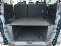 2段式で積載力も高く、車中泊やレジャーに如何でしょうか!