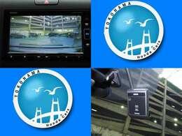 万が一の事故はもちろん快適で安全なドライブの必需品のドライブレコーダーが付いています