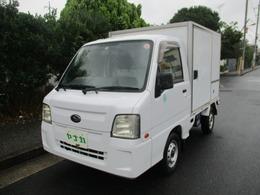 スバル サンバートラック 660 TB 三方開 冷凍冷蔵車-5℃ 5マニュアル