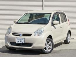 トヨタ パッソ 1.0 X ユルリ ETC シートクリーニング 全国1年保証付