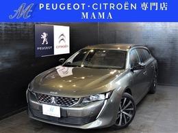 プジョー 508SW GTライン Peugeot&Citroenプロショップ 新車保証