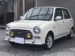 ダイハツ ミラジーノ 660 レザーシート・新品タイヤ