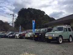 当店は軽自動車をメインに格安車を数多く取り揃えております!