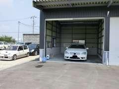 ☆自社認証工場☆車検・修理・整備もおまかせください。