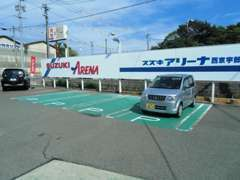 当店はお車の「買取り」も行っております。あなたの愛車をぜひ当店へご相談ください!!お客様駐車場もございます。