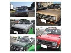 ◆当社はサニートラックが得意です。通称サニトラの魅力はなんといってもレトロでノスタルジックな見た目と使い勝手の良さです