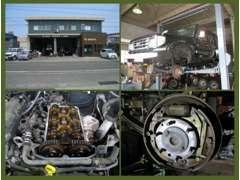 創業から60年をむかえました。運輸局認証工場完備です。車検・カスタマイズ・パーツ取付OK☆カスタム後の構造変更もOK☆