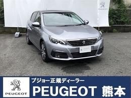 プジョー 308 アリュール 純正ナビ TV 衝突軽減