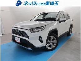トヨタ RAV4 2.0 G 4WD ドラレコ ETC Bluetooth 安全サポート