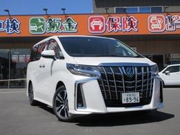 トヨタ アルファード 2.5 S Cパッケージ JBLナビ黒革リヤエンタツインサンルーフ