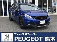プジョー 2008 の中古車 GTライン ブラックパック 熊本県熊本市南区 239.0万円