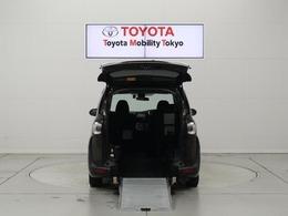 トヨタ シエンタ 1.5 X ウェルキャブ 車いす仕様車 タイプII 福祉車両 衝突軽減 左電動ナビ ナビ 7人乗