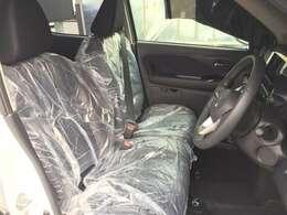 運転のしやすさと快適性を突き詰めた運転席