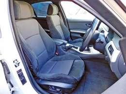 前席パワーシート付です!!運転席はメモリー付です。