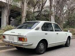年式方すると程度の良いお車かと思います。