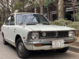 トヨタ カローラ HIデラックス 品川56ナンバー 4速マニュアル