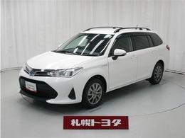 トヨタ カローラフィールダー HV EX ワンセグTV