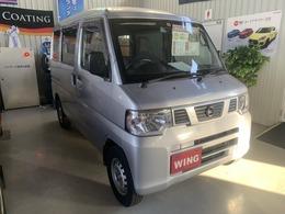 日産 NV100クリッパー 660 DX 4WD 5MT  夏冬タイヤ付
