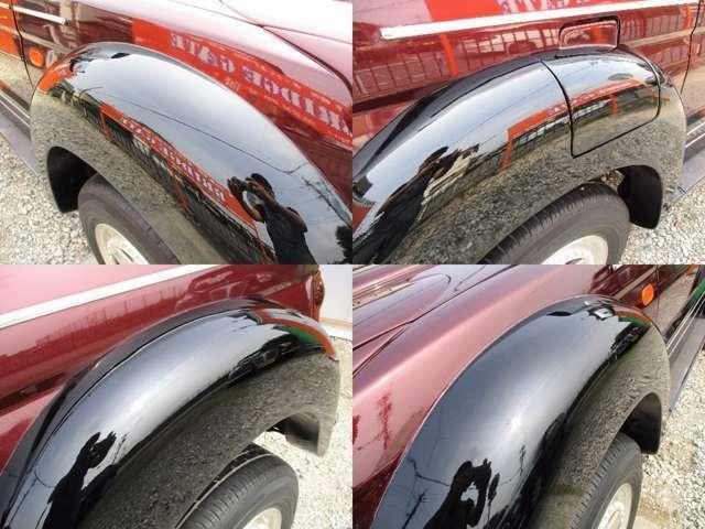 ◆板金・塗装仕上げ済みです♪フライングパグによくある色褪せ、クリア剥げも御座いません♪無料ダイヤル 0066-9706-2357まで、お気軽にお問い合わせくださいませ。